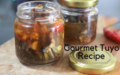 Negosyo Idea: Gourmet Tuyo Recipe