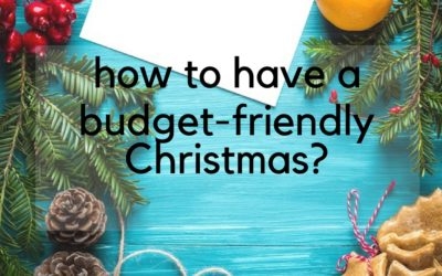 How to have a budget-friendly Christmas Celebration?