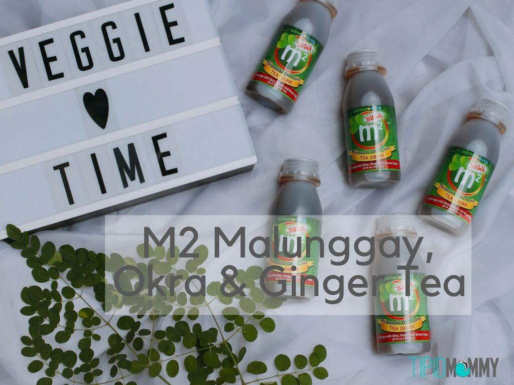 M2 Malunggay, Okra & Ginger Tea