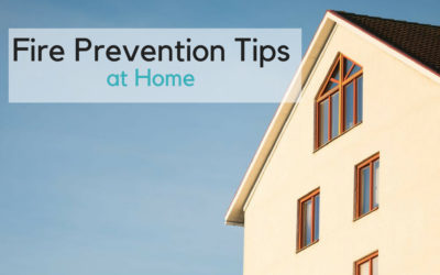 Fire Prevention Tips At Home