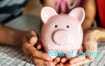 How to build the habit of saving and investing?