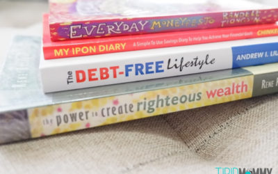 Tipid Mommy Finds: My Favorite Financial Literacy Books
