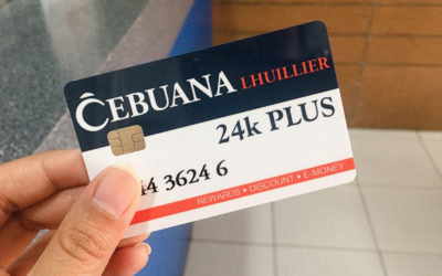 P50 to open a micro savings account at Cebuana Lhullier