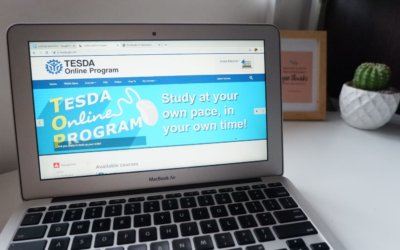 Learn for FREE from Tesda Online Courses!