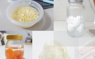Food Storage Tips & Hacks