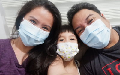 The quarantine made our Family closer and our Faith stronger