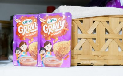 Mommy Finds: Affordable Ready-To-Eat UFC Gravy